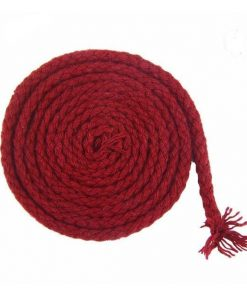 Macramé cord Wine Red 5mm for 50m